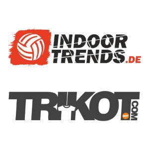 Medium indoor trends und trikot